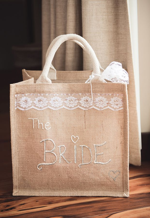 DIY bride, fabulous for a hen do!