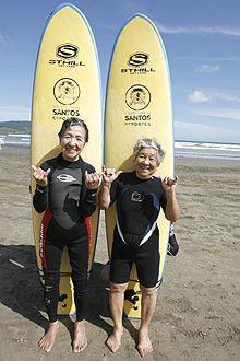 Никогда не поздно начать путешествие | SurfinSantos