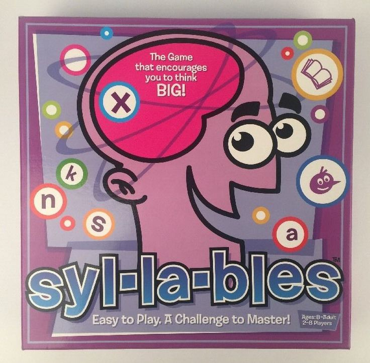 VINTAGE  SYL-LA-BLES SPELLING BEE BOARD GAME FOR THE FAMILY FUN GAME
