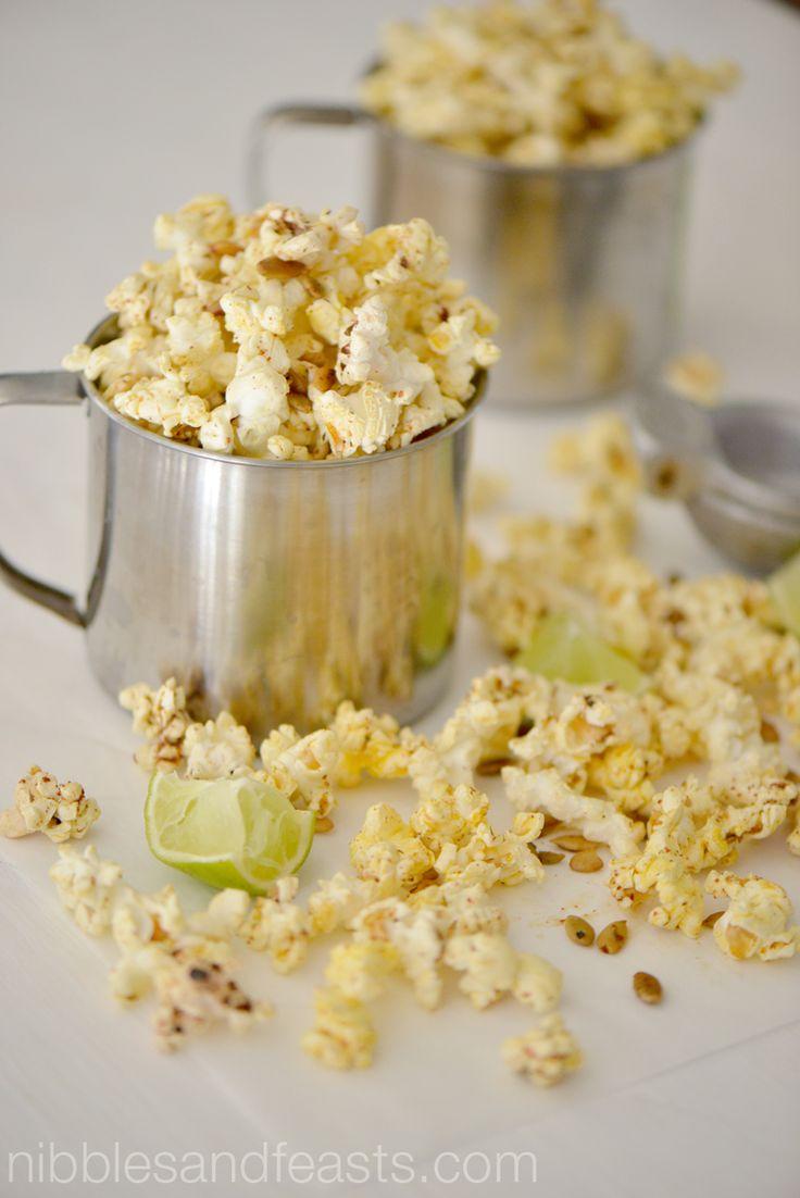 Habanero Lime Pepita Popcorn #shop #CollectiveBias @ElYucateco_HotSacue @ElYucateco