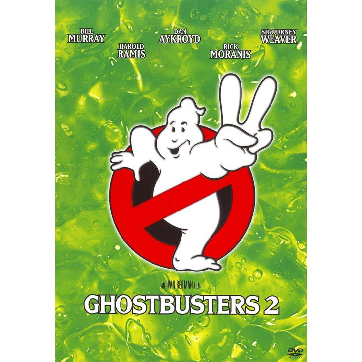 Ghostbusters 2 (dvd_video)