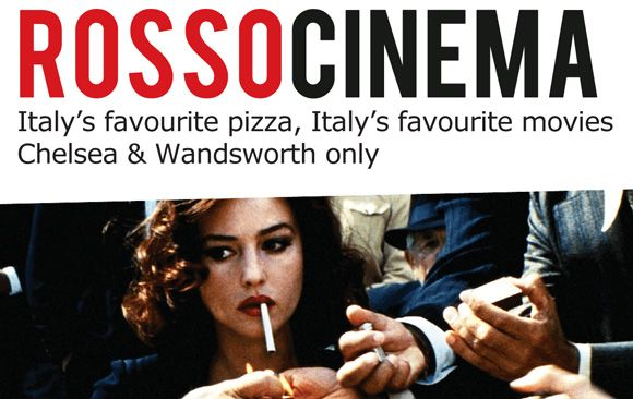 #ROSSOCINEMA is back this Autumn (who'd have thought it would come around so quickly!) with Le Conseguenze dell'Amore showing tomorrow night at 8.30pm at our #Wandsworth restaurant.  Enjoy a pizza or any main dish, a drink, a dessert, a movie and popcorn all for only £15!