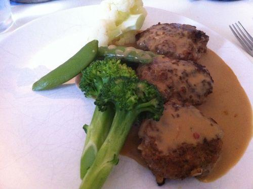 Kjøttkaker med brun saus (LAVKARBO)