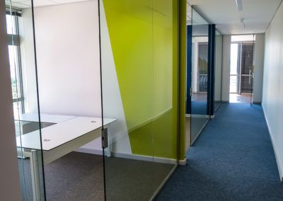 Paint Accents in Offices