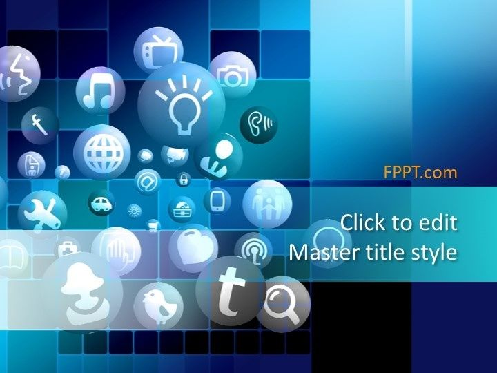 Technology Powerpoint Templates Inside Ppt Templates Free Download Technology22868 Powerpoint Template Free Powerpoint Templates Powerpoint Slide Designs