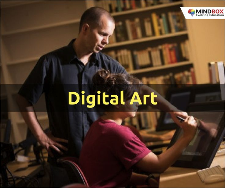 MindBox India's Digital Art program combines the power of software & hardware technology with Traditional art skills in training students on creating digital paintings. A fun activity based program, introduces students to handling of digital tools of art creation at an early stage of education.