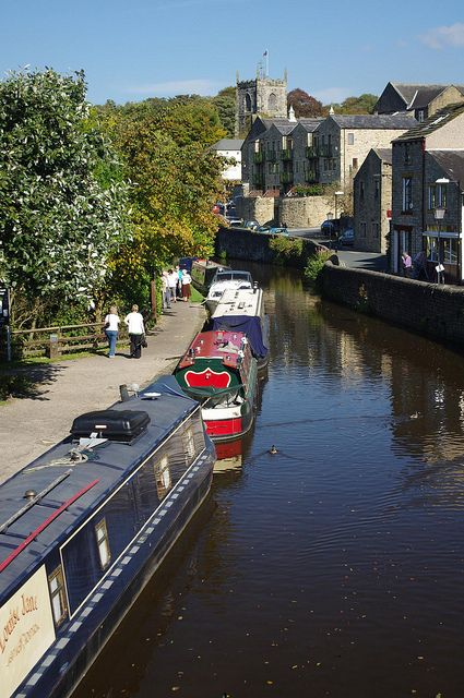 Skipton, North Yorkshire, England