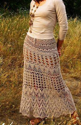 Brasil Tricô & Crochê - Orders made by hand - Encomendas feitas a mão.: Saias