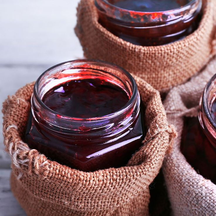 Winter Fruit Jam