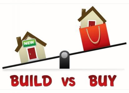 Is Building Investment Property Advantageous Over Purchasing An Existing House