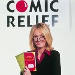 Harry Potter's very own JK Rowling launches two books to raise money for Comic Relief. www.comicrelief.com