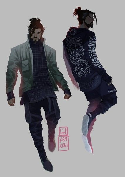 Overwatch - Casual Hanzo