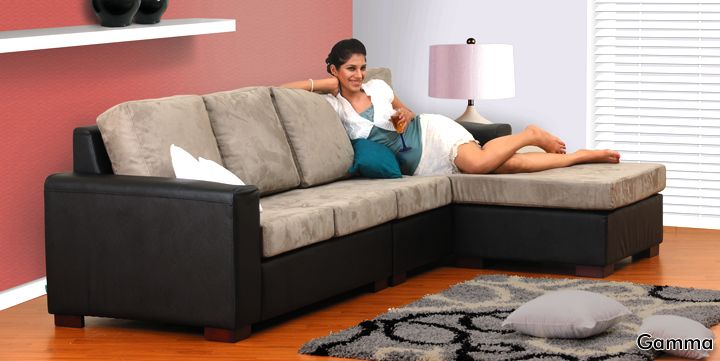 Corner Sofa Furniture Damro Furniture India Sofa