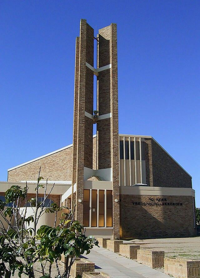 Dutch Reformed church, Vredenburg Akkerdyk -Morné van Rooyen