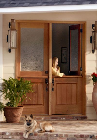 Double Dutch Doors Home | Double Dutch Doors for Exterior & Interior Applications