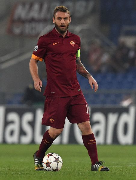 Daniele De Rossi, AS Roma and Italy                                                                                                                                                                                 Plus