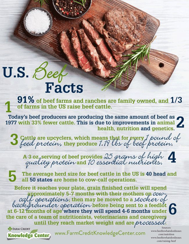 Farm Credit Knowledge Center May Is Beef Month! Beef