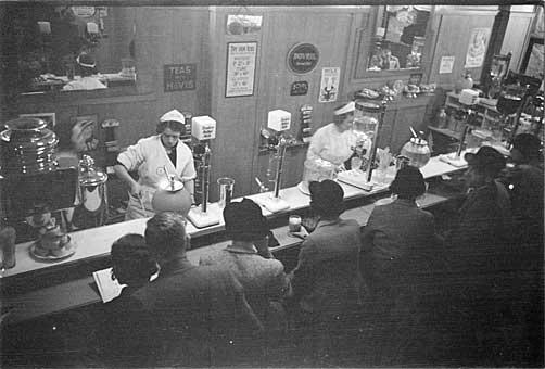Bolton Ice Cream Cafe 1938