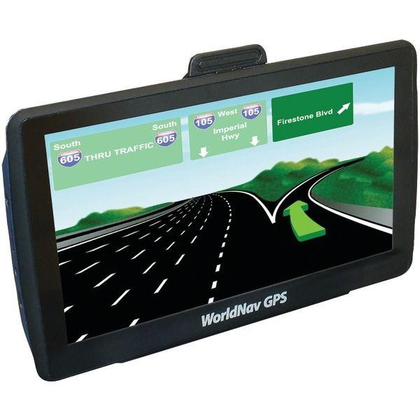 TELETYPE 765060 WorldNav 7650 High-Resolution Truck 7″ GPS Device – ResellerHub.store