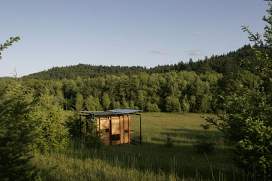 PREFAB FRIDAY: 'Watershed' Sustainable Writer's Retreat