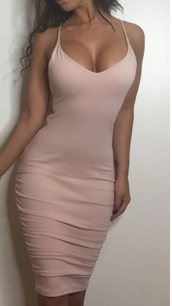 Perfect date night dress, Dusty Rose perfection