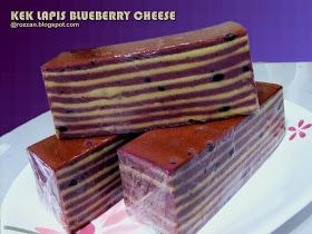 WELCOME TO RSR: KEK LAPIS BLUEBERRY CHEESE
