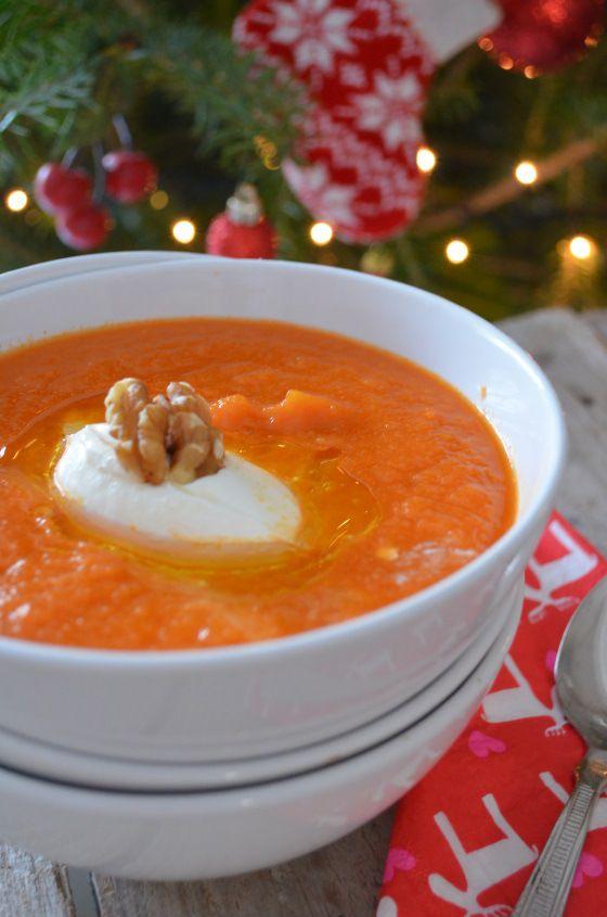 Carrot soup | Yum | Pinterest