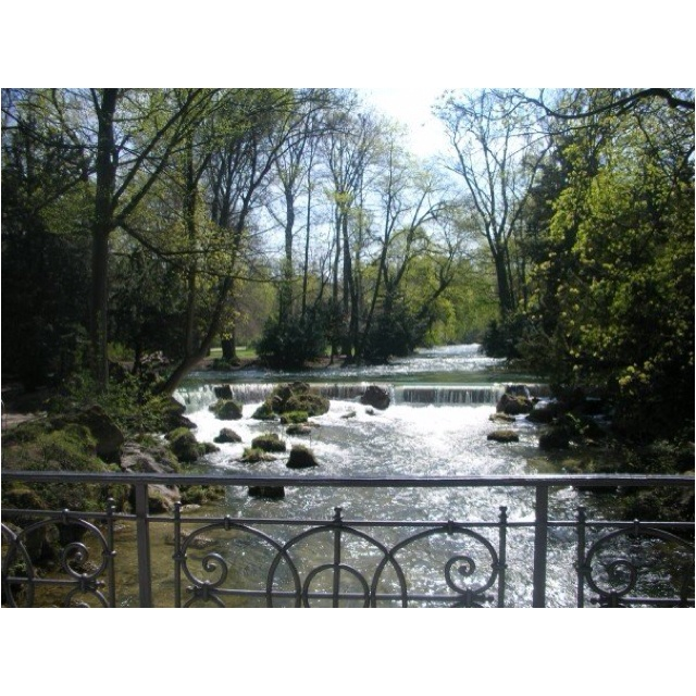 Ideal Englischer Garten M nchen