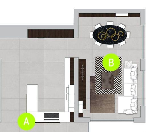 Progetto SMART nr.3 - Pianta #design #home #project