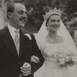 Chic Vintage Bride - Lady Anne Bridgeman