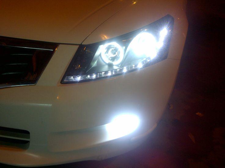 2008-2012 model Honda Accord Audi style Projector Headlight