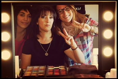 Happy and beautiful: this is the Cantoni effect :-) #cantonimakehappy #cantonieffect #makeupstationforthree