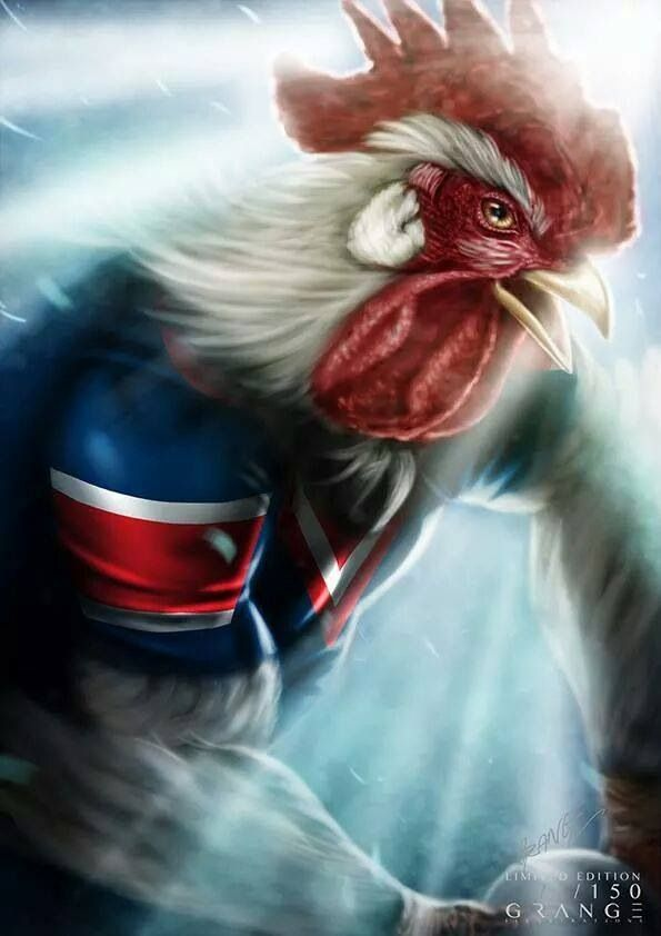 Mighty Roosters