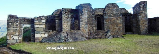 Horse-supported expeditions to Choquequirao with archaeologist Gary ZIegler.