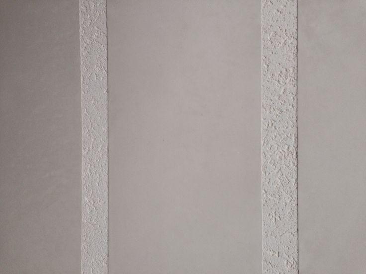 Polished plaster banding by Surfaceform