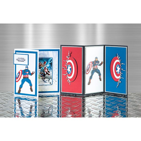 Marvel Avengers Complete Collection No Colour