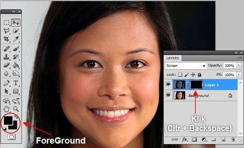 Cara Memutihkan Wajah Dengan Photoshop Agar Terlihat Alami dan Asli
