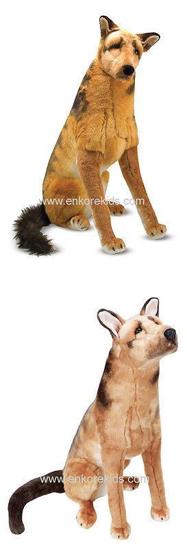 Melissa and Doug 158785: 2114 German Shepherd Dog Plush Stuffed Animal Melissa And Doug New -> BUY IT NOW ONLY: $35.99 on eBay!