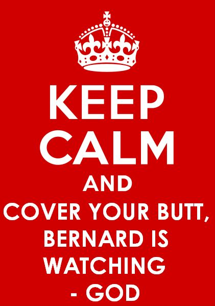 "One of the funniest ""keep calm"" posters I've ever seen. Haha <3 Orson Scott Card's Ender's Game"