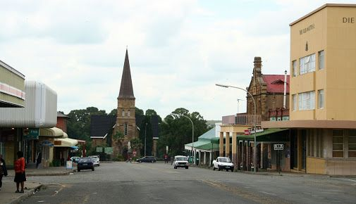 heilbron free state map - Google Search