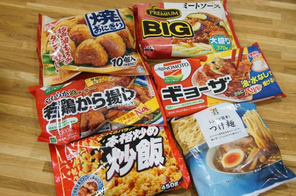 The 6 best frozen foods at a Japanese grocerystore