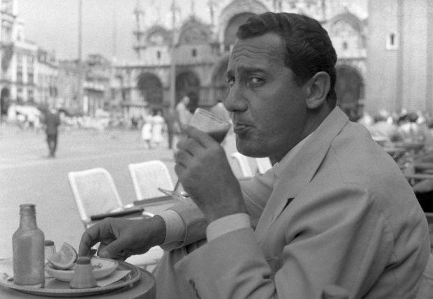 Alberto Sordi a Venezia 1959