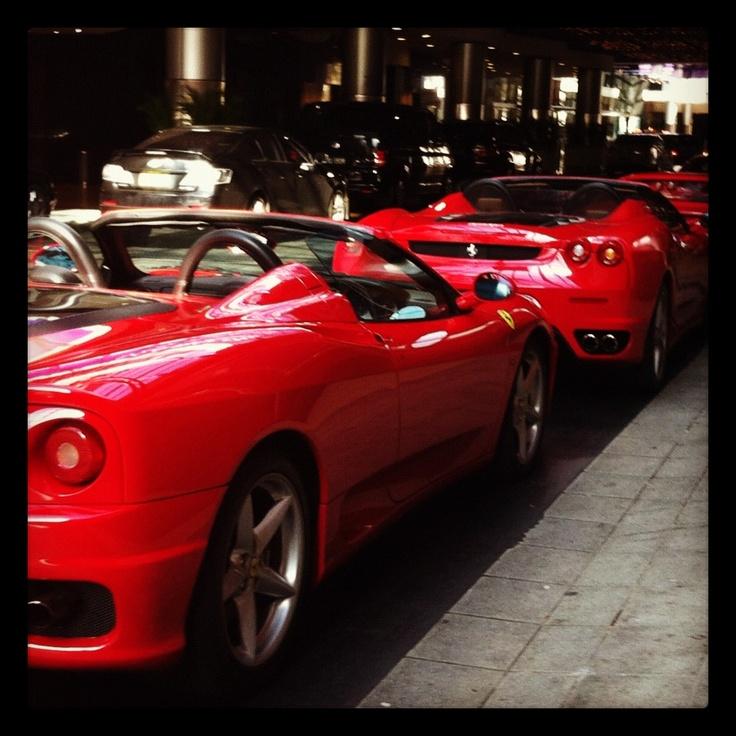 Car collection #car #Ferrari #cars: Ferrari Cars, Cars Collection, Cars Ferrari, Collection Cars