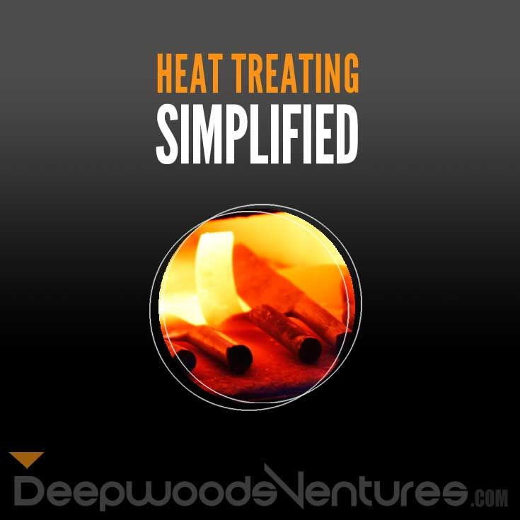 I've written a little piece on hardening steel. I did it in such a way that anyone could understand. No big metallurgical terms http://deepwoodsventures.com/en/content/26-heat-treating-simplified
