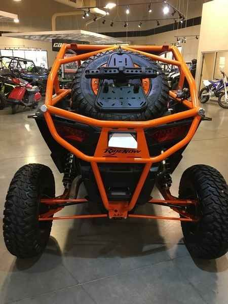 Used 2014 Polaris RZR XP 1000 EPS Titanium Matte Metallic ATVs For Sale in Arizona. 2014 Polaris RZR XP 1000 EPS Titanium Matte Metallic LE, Check out this sweet custom RZR 1000! This has upgrade wheels and tires, custom cage and bumpers, custom Triple X seats, door lowers, stereo, digital display, LED lighting throughout and more! Do not miss out on the opportunity to get this awesome pre owned machine! UP4413<br /> <br /> 2014 Polaris RZR® XP 1000 EPS Titanium Matte Metallic LE THE ALL-NEW…