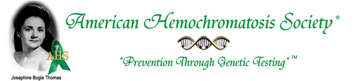 """Hemochromatosis is a genetic condition which causes the body to absorb too much iron from a normal diet.  In other words, iron overload, the opposite of iron deficiency anemia.  Another name for hemochromatosis is """"iron overload disease"""" or """"iron storage disease""""."""