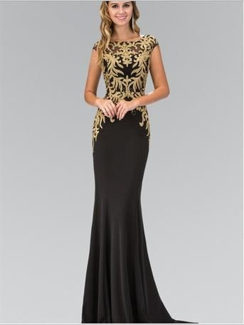 Modest Evening gown.  Modest military ball dress.