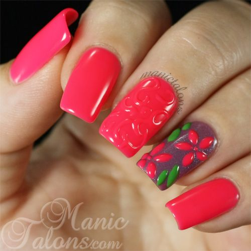 3d Nail Polish: 473 Best My Soak Off Gel Polish Manicures Images On Pinterest