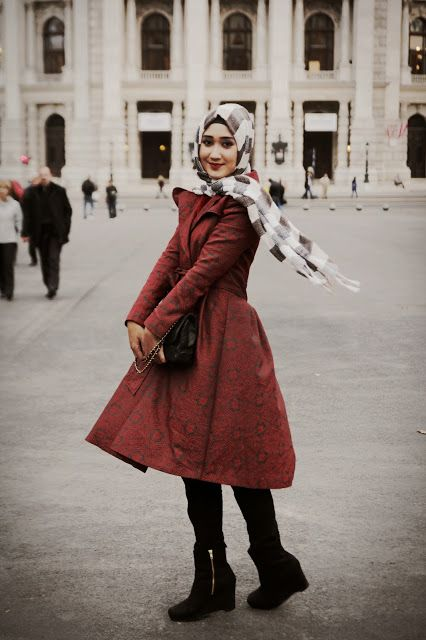 Hijab dian pelangi - Vienna With Love