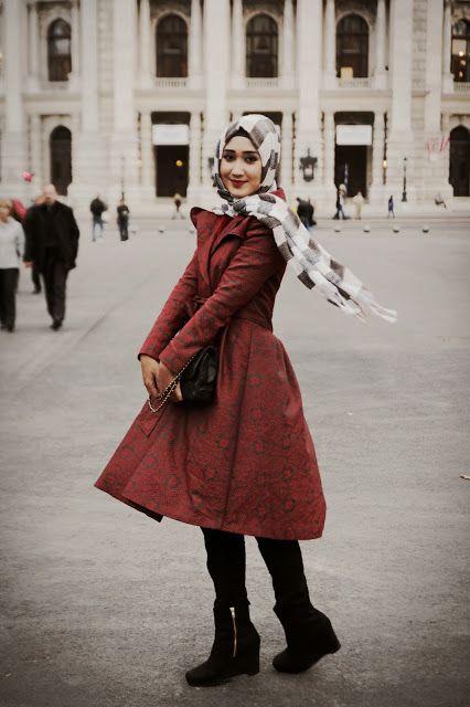 Hijab dian pelangi - Vienna With Love